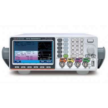 Генератор сигналов специальной формы MFG-2260MFA