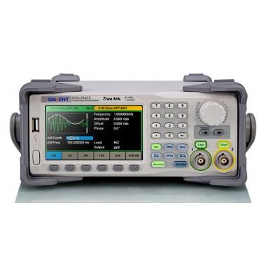 Генератор сигналов произвольной формы SDG2082X