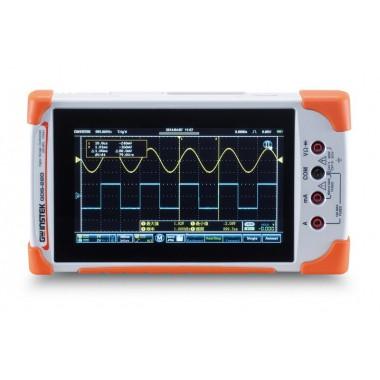 Портативный осциллограф-мультиметр GDS-210