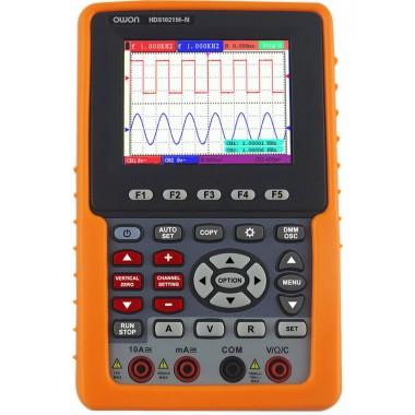 Портативный осциллограф-мультиметр HDS2061M-N