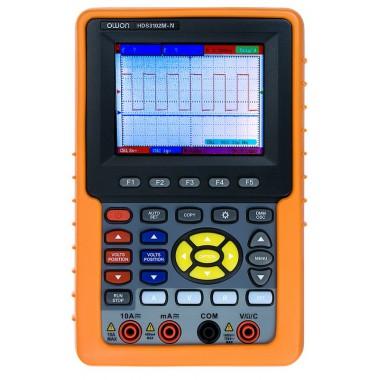 Портативный осциллограф-мультиметр HDS3102M-N