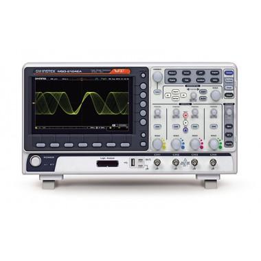 Осциллограф смешанных сигналов MSO-2104EA