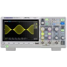 SDS1202X-E --- Осциллограф