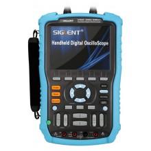 SHS820 портативный осциллограф-мультиметр