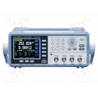 Измеритель иммитанса LCR-6020