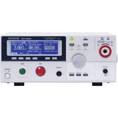 Установка для проверки параметров электробезопасности GPT-9801