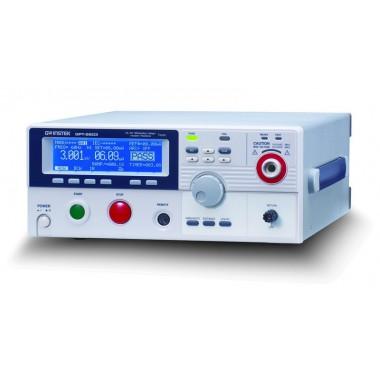 Установка для проверки параметров электробезопасности GPT-9803