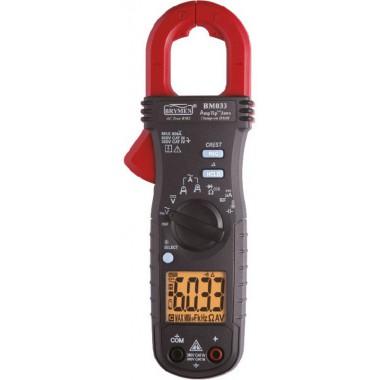 Токоизмерительные клещи-мультиметр BM033