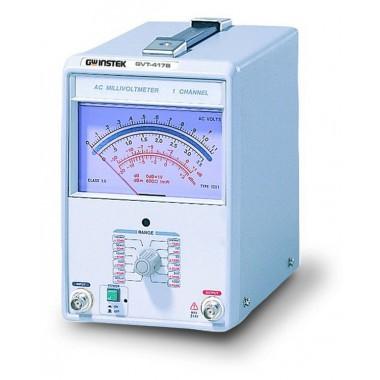 Милливольтметр переменного тока GVT-417B