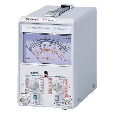 Милливольтметр переменного тока GVT-427B